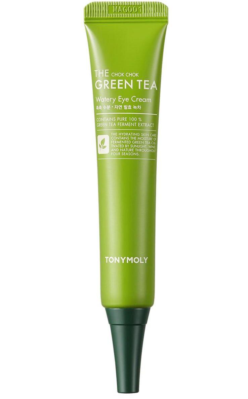 k-beauty TONYMOLY The Chok Chok Green Tea Watery Eye Cream 30ml