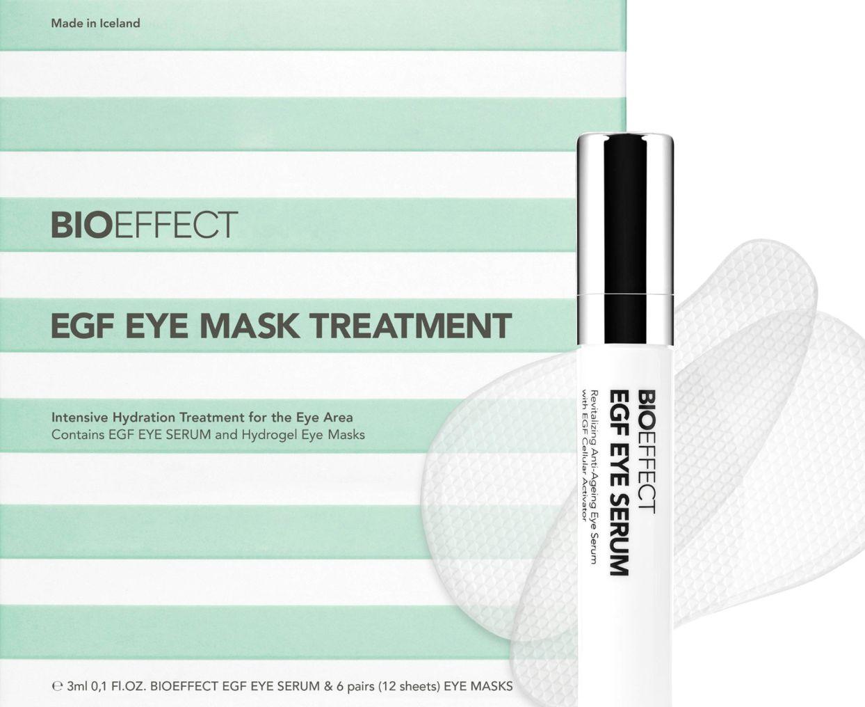 øjenmaske Bioeffect EGF Eye Mask Treatment 3 ml