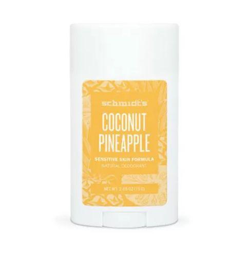 Schmidt's Deodorant Stick Coco Pineapple - 75 gr. deodorant uden aluminium