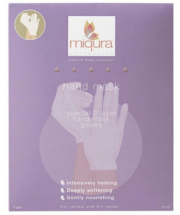 IsaDora Overnight Revitalizing Hand Mask 50 ml Håndmaske