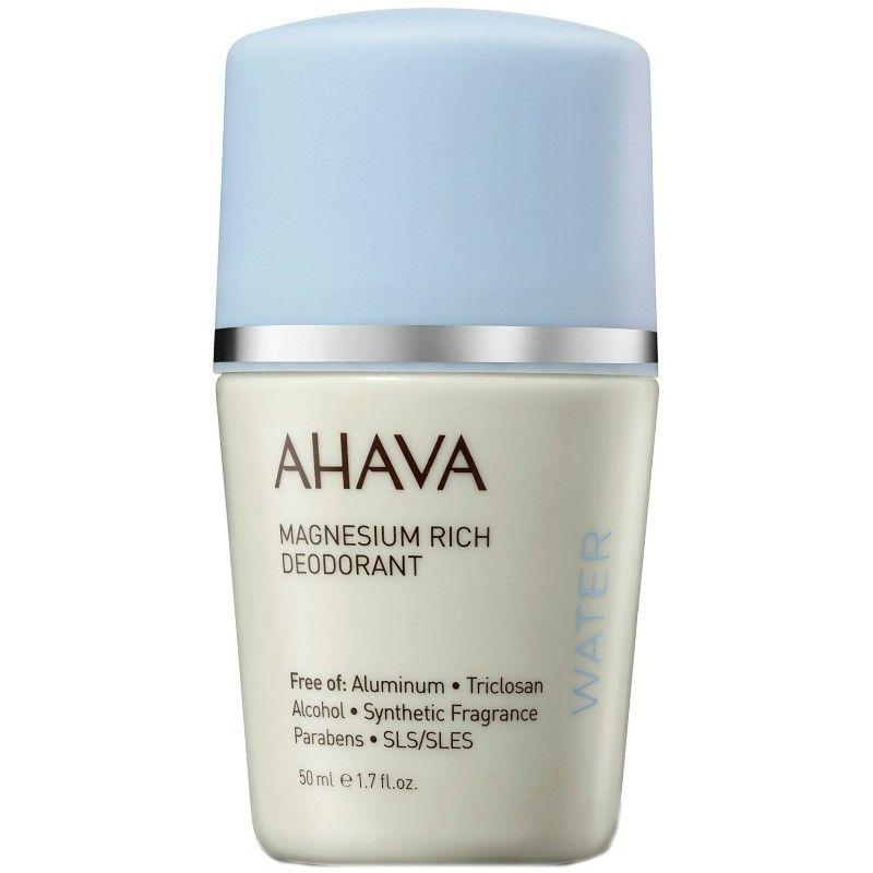 AHAVA Magnesium Rich Deodorant Women 50 ml Deodorant uden aluminium