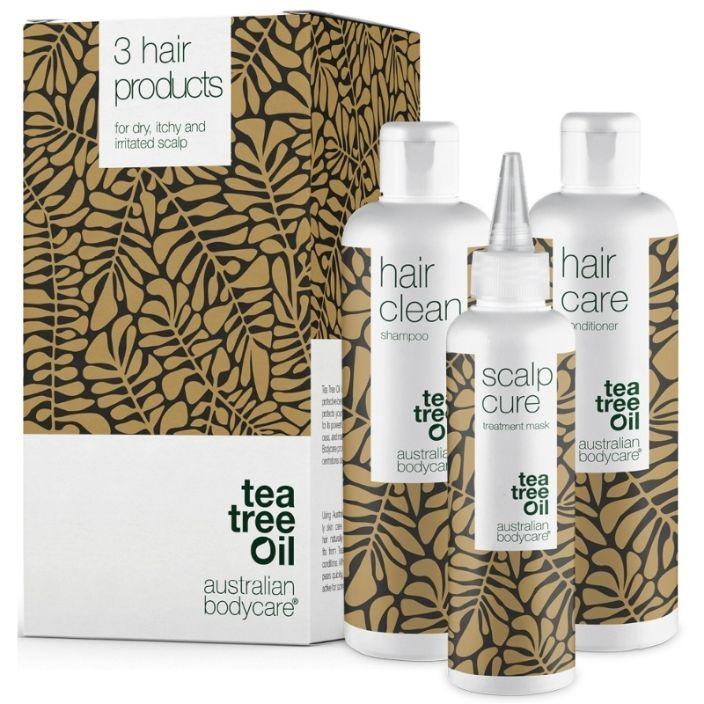 hårtype AUSTRALIAN BODYCARE Sampak Hair Clean Hårpleje