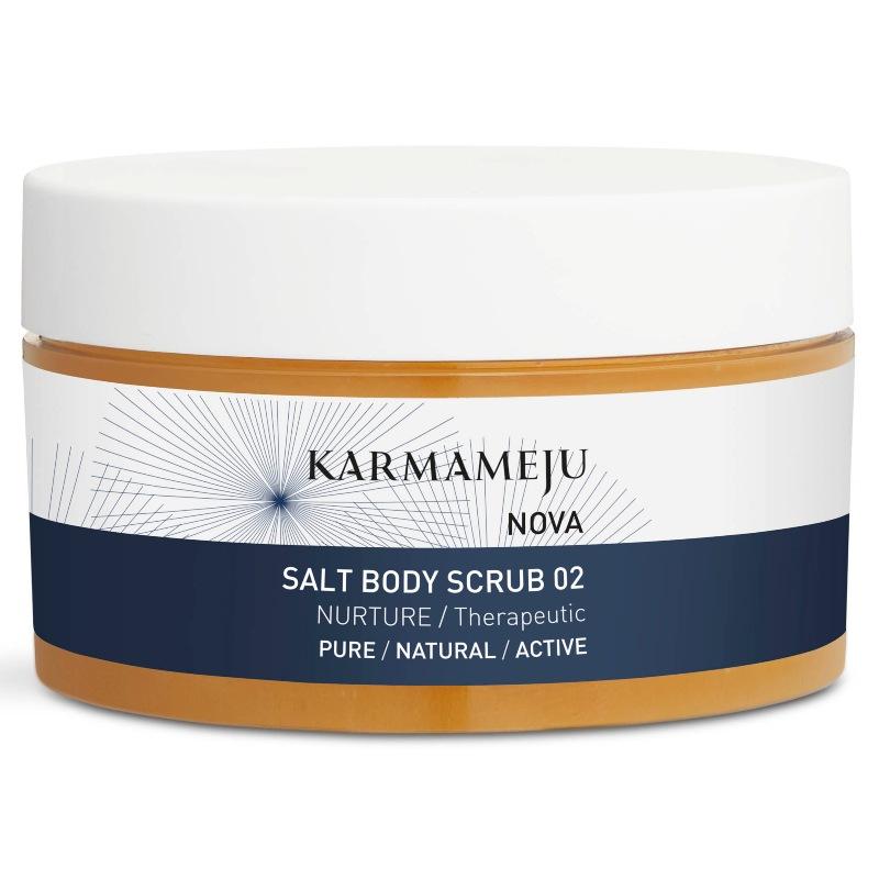 salt body scrub Karmameju NOVA Salt Body Scrub 02 - 350 ml
