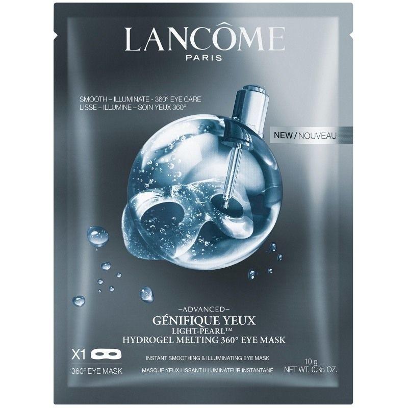 øjenmaske Lancôme Advanced Génifique Yeux Light-Pearl Eye Mask 1 x 10 gr.