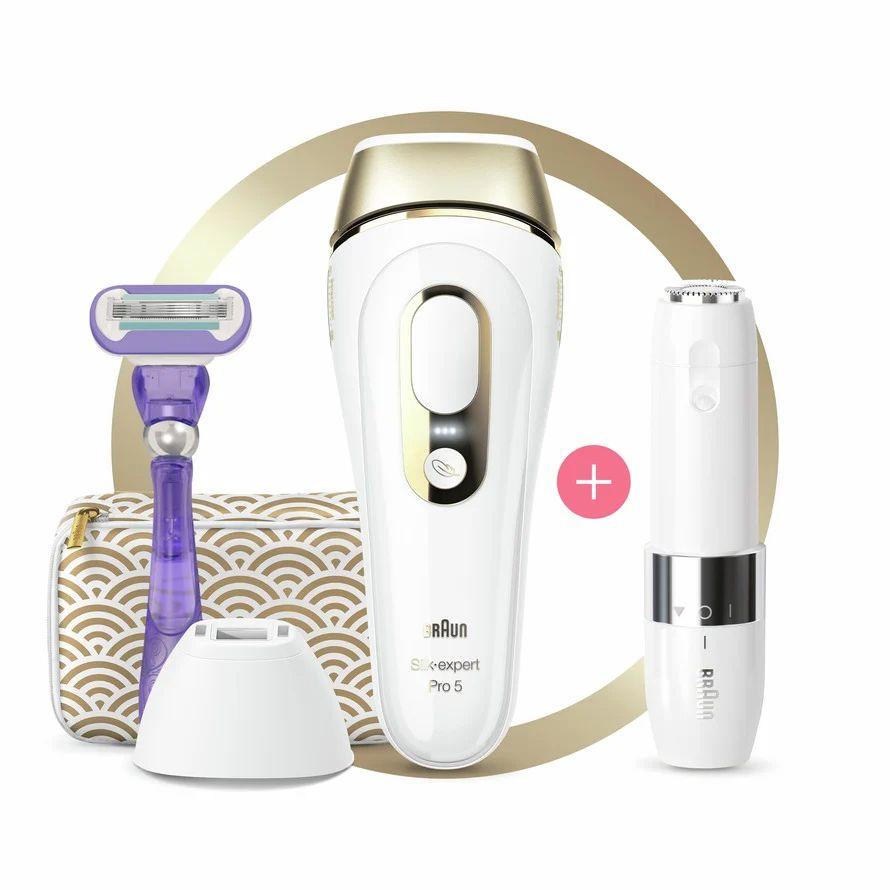 BRAUN IPLhårfjerning PL5139IPL permanent hårfjerning hjemme