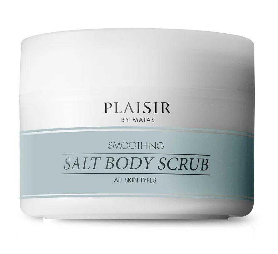salt body scrub PLAISIR Smoothing Salt Body Scrub 200 g