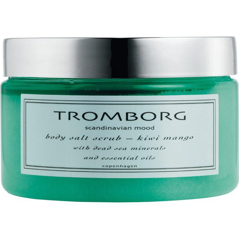 salt body scrub TROMBORG Body and Shower Saltscrub Kiwi Mango