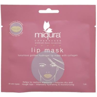 Miqura Lip Mask 1 Piece Læbemaske
