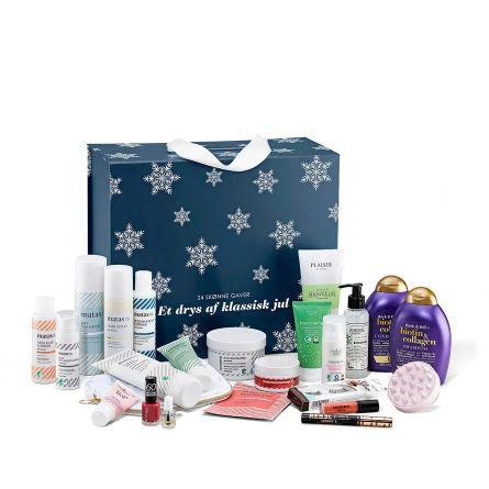Makeup julekalender 2021 MATAS Pakkekalender Classic